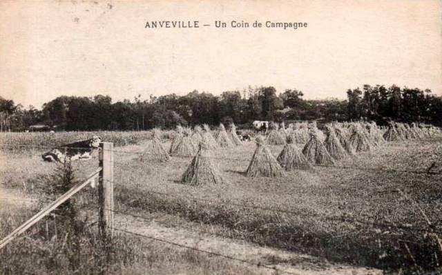 Anvéville (Seine-Maritime) CPA