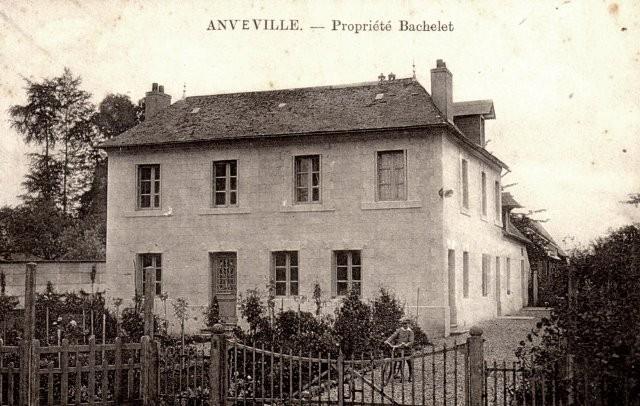 Anvéville (Seine-Maritime) Propriété CPA