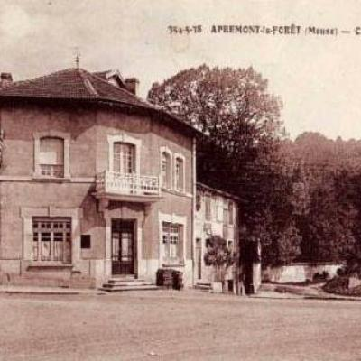 Apremont-la-Forêt (55)