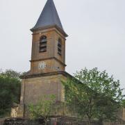 Apremont la foret 55 marbotte l eglise saint gerard