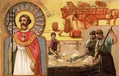 Arnoul de Metz, saint patron des brasseurs