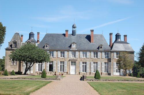 Arthel (Nièvre) Le château