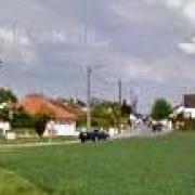 Athies-sous-Laon (Aisne) entrée du village