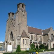 Audun-le-Tiche (Moselle) L'église Saint-François d'Assise