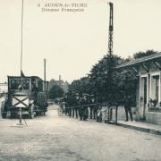 Audun-le-Tiche (Moselle) Les douanes françaises CPA