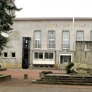 Aumetz (Moselle) La mairie