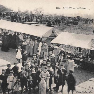 Aunay-en-Bazois (58)