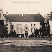 Aunay-en-Bazois (Nièvre) Le château CPA