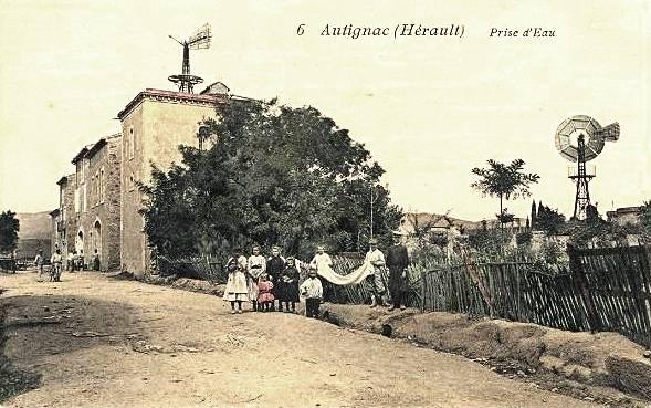 Autignac (Hérault) CPA