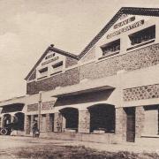 Autignac (Hérault) CPA La cave coopérative en 1945