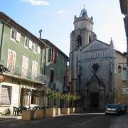 Autignac (Hérault) L'église