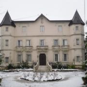 Autignac (Hérault) Le château de Lavit, domaine des Prés Lasses