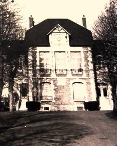 Autreches oise cpa mairie de 1923 a 1984