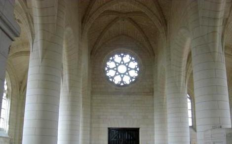 Autreches oise eglise saint victor interieur