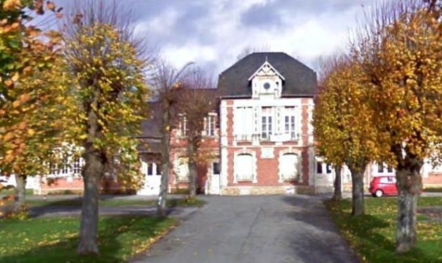 Autreches oise mairie avant 1984
