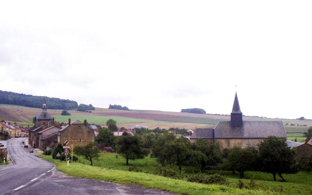 Autréville-Saint-Lambert (Meuse)