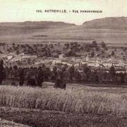 Autreville Saint-Lambert (Meuse) Vue Générale CPA