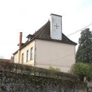 Autun (Saône-et-Loire) L'abbaye Saint-Symphorien