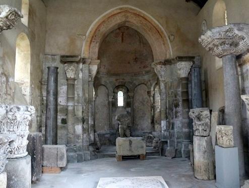 Autun (Saône-et-Loire) La chapelle Saint-Nicolas