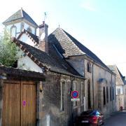 Autun (Saône-et-Loire) Le Couvent de la Visitation