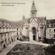 Autun (Saône-et-Loire) Le couvent du Saint Sacrement CPA