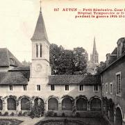 Autun (Saône-et-Loire) Le Petit Séminaire CPA