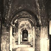 Auxerre (89) L'Abbaye Saint-Germain, la crypte CPA