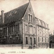 Auxerre (89) Le Musée CPA