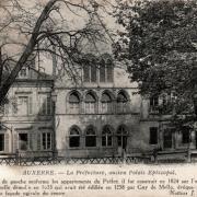 Auxerre (89) L'ancien Palais Episcopal CPA