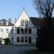 Auxerre (89) L'ancien Palais Episcopal