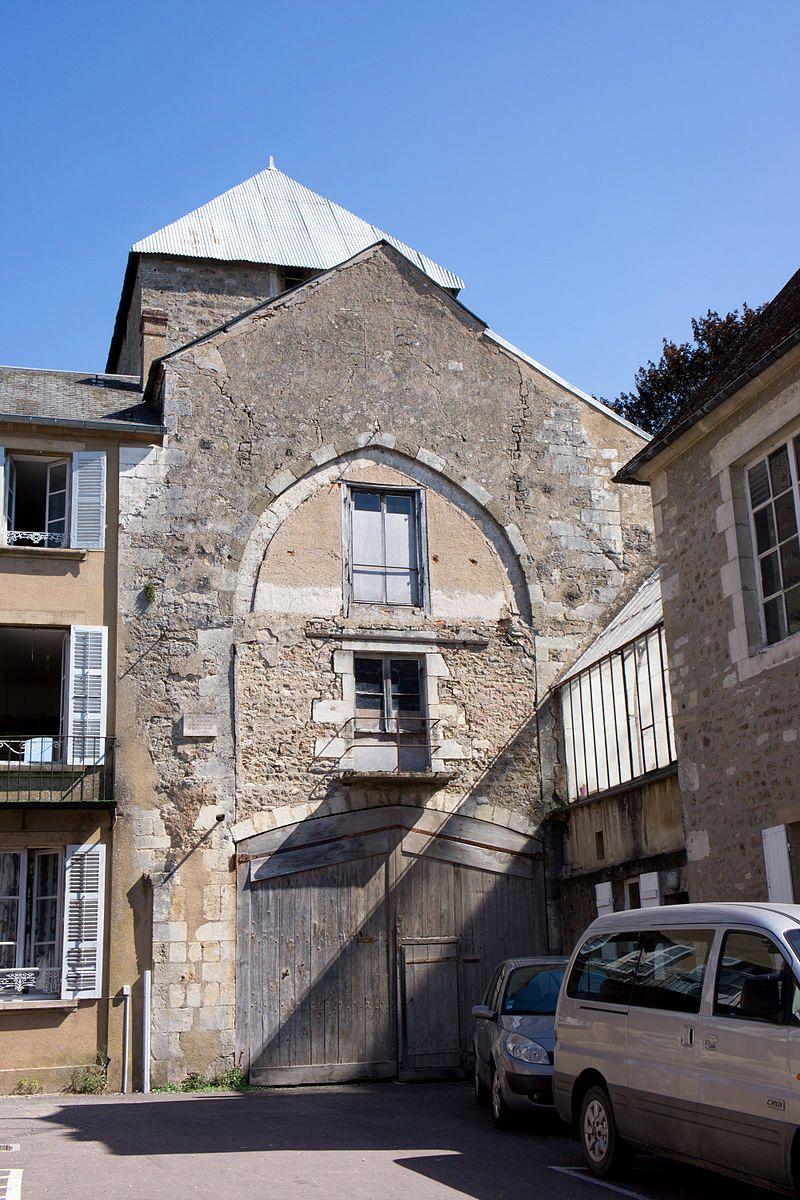 Avallon (89) L'Eglise Saint-Martin du Bourg