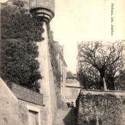 Avallon (89) Les remparts CPA