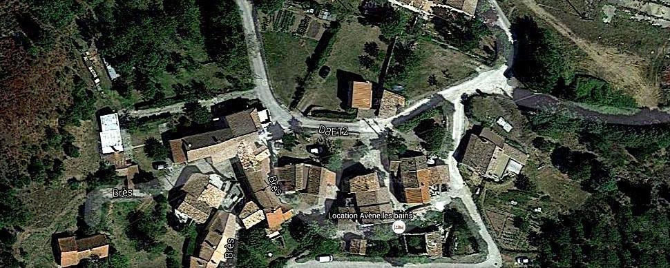 Avène (Hérault) Brès
