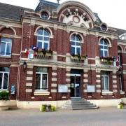 Avesnes les aubert 59 la mairie