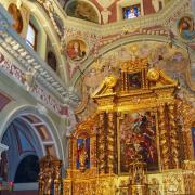 Avrieux (Savoie) L'église Saint-Thomas Becket