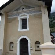 Avrieux (Savoie) La chapelle Notre-Dame des Neiges