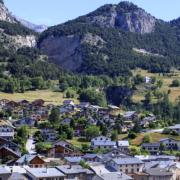 Avrieux (Savoie) Panoramique