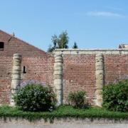 Awoint 59 les vestiges d un ancien monastere