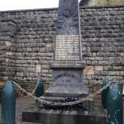 Baâlon (Meuse) Le monument aux morts 1914-1918