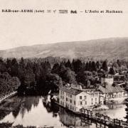 Bar-sur-Aube (10) L'Aube et Mathaux CPA