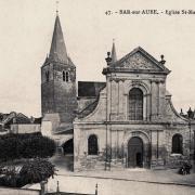 Bar-sur-Aube (10) L'église Saint-Maclou CPA