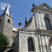 Bar-sur-Aube (10) L'église Saint-Maclou