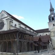 Bar-sur-Aube (10) L'église Saint-Pierre, halloy