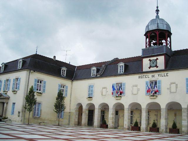 Bar-sur-Aube (10) L'Hôtel de Ville
