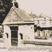 Bar-sur-Aube (10) La chapelle expiatoire du pont CPA