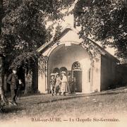 Bar-sur-Aube (10) La chapelle sainte-germaine CPA