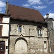 Bar-sur-Aube (10) La chapelle templière