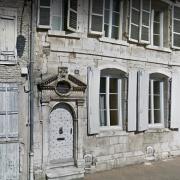 Bar-sur-Aube (10) Maison du XVIème siècle, 44 rue d'Aube