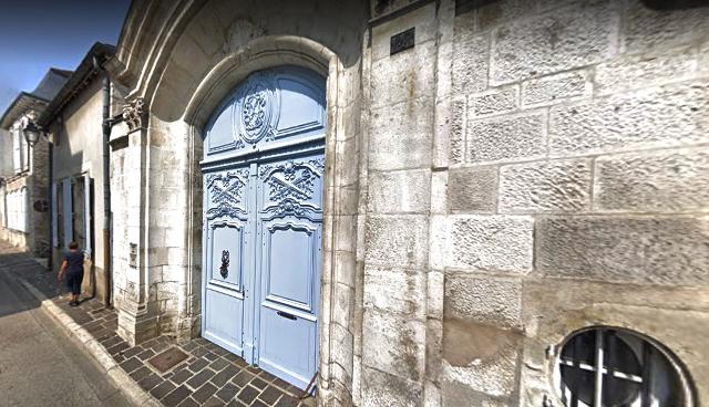 Bar-sur-Aube (10) Maison du XVIIIème siècle, 4 rue Saint-Pierre