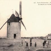 Barbâtre (Vendée) Moulin CPA